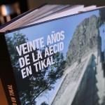 """Presentación Oficial del libro """"20 Años de la AECID en Tikal"""""""