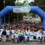 Ministerio participa en celebración del Olimpismo