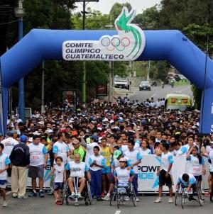 Celebran el Día del Olimpismo_0775