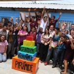 Conmemoran aniversario de Centro Pirámide