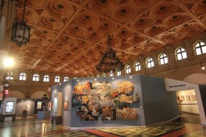 Museo Nacional de ArtE Moderno, Carlos Merida 1