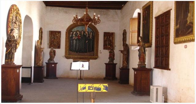 Museo de Arte Colonials 1