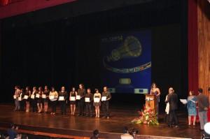 Inauguran el XIV Eurocine_7843