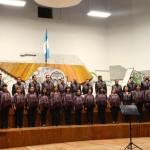 Coro Nacional de Guatemala y Marimba de Concierto del Palacio Nacional preparan gira departamental