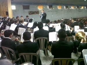 Música de banda sinfónica llega a Totonicapán9-1507