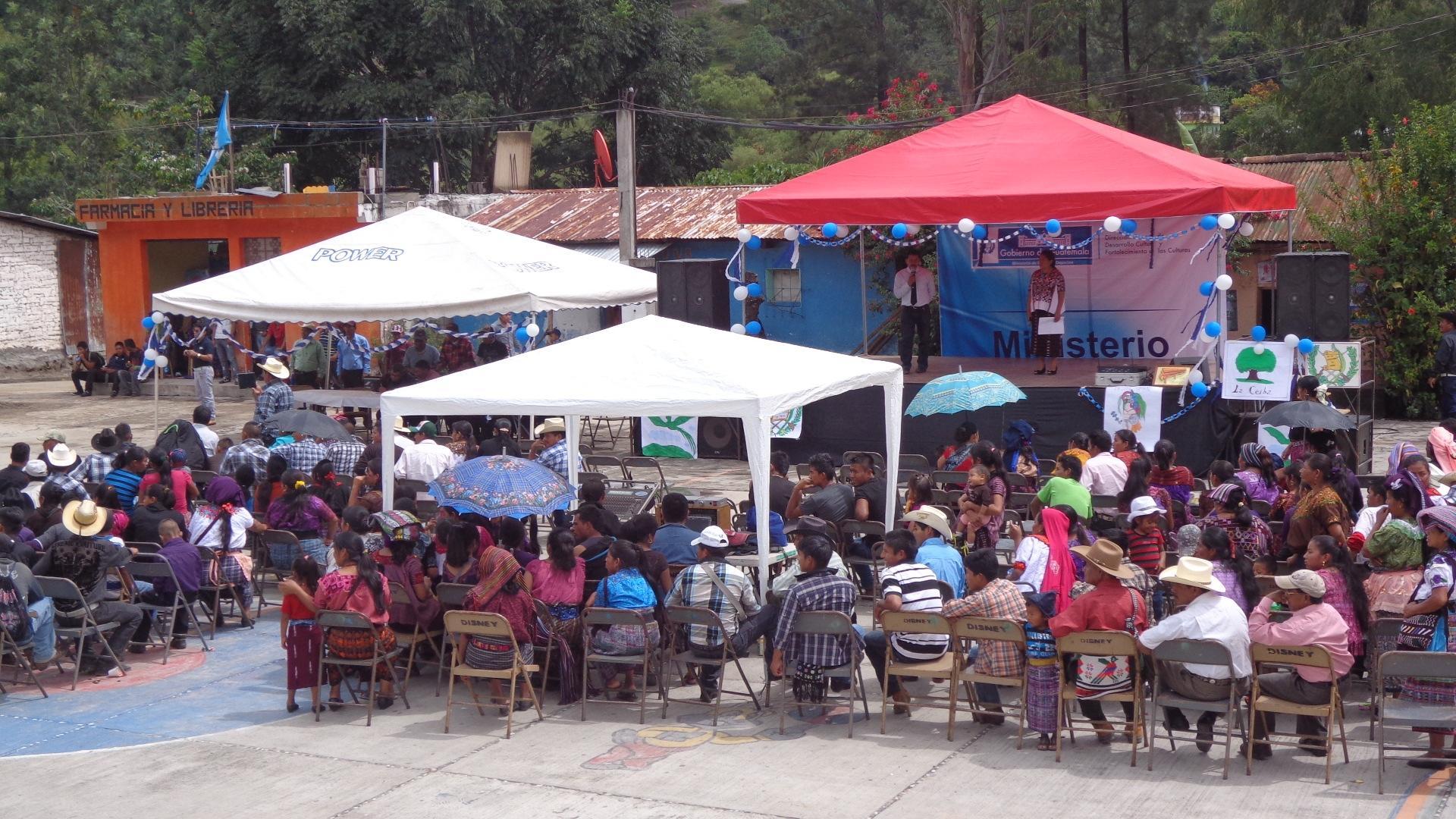 nota Entrega Pública del Plan Municipal de Desarrollo Cultural de San Gaspar Ixchil2