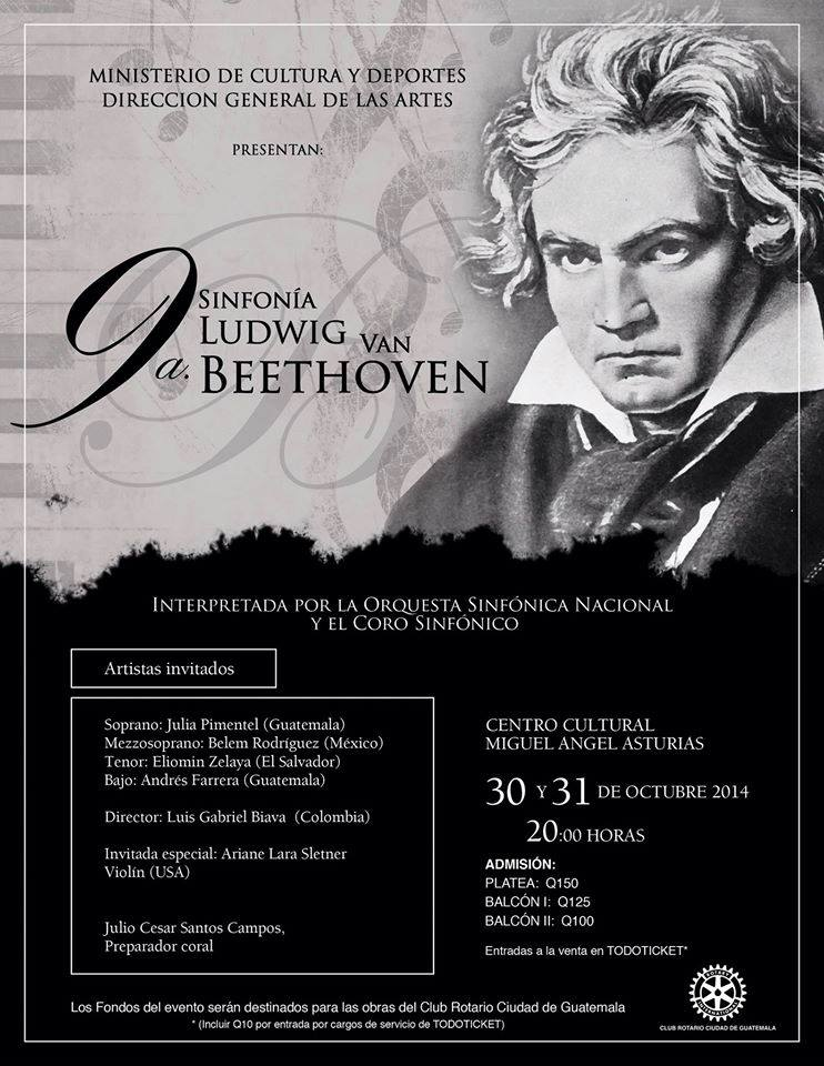 ludwing van beethoven