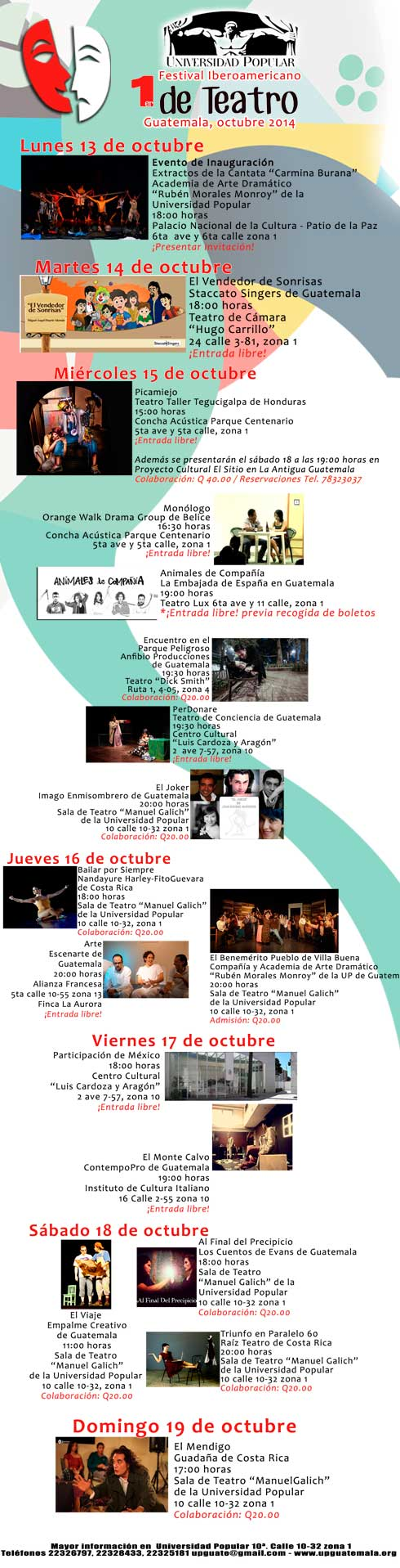 programa festival iberoamericano
