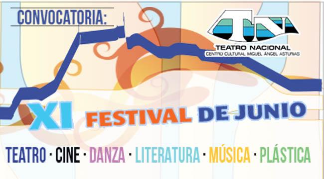 convocatoria festival de junio