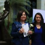 Ministerio otorga Cambio de la Rosa a gestora cultural Erica Berra