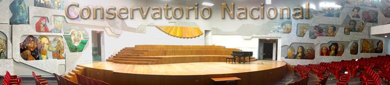 Conservatorio Nacional