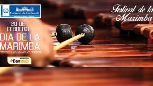 banner Festival de la Marimba