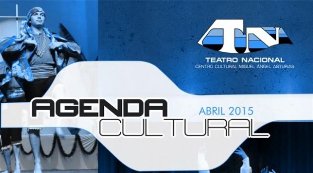 Banner agenda Cultural Abril WEB