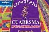 CONCIERTO DE CUARESMA BANNER WEB
