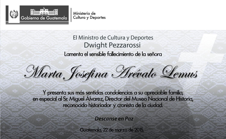 ESQUELA MARTA JOSEFINA AREVALO-01 baja