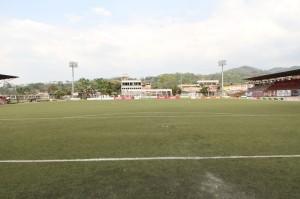"""Estadio Municipal """"Santa Lucía"""" de Malacatán"""