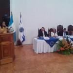 Viceministra de Cultura participó en conmemoración Día Internacional de la Mujer y X aniversario de IUMUSAC