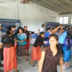 Realizan primera jornada cultural y recreativa con el equipo de voluntariado