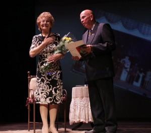 Festival Nacional de Teatro abre con reconocimiento a María Teresa Martínez_24899