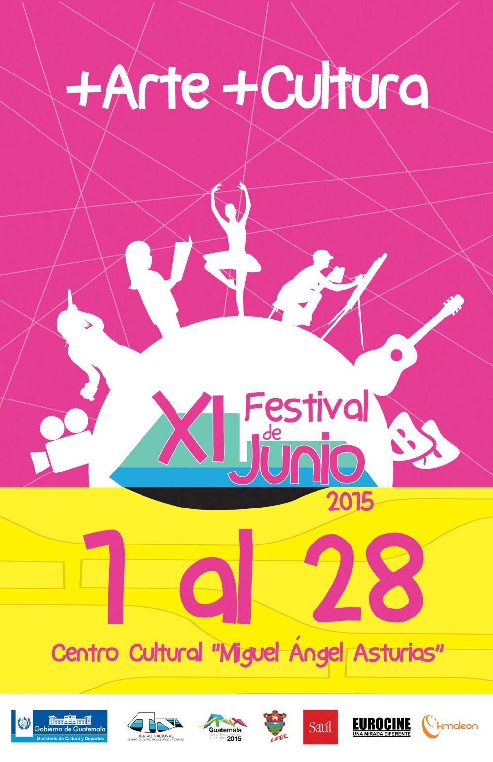 XI Festival de Junio 2015