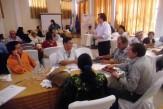Fotografía ilustrativa tomada de la página de facebook: Comisión de Auditoría Social del Codede Huehuetenango