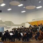 Fernando Morales Matus, fue homenajeado por La Orquesta Sinfónica Nacional