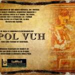 Se conmemora el día del Libro Sagrado de los Mayas