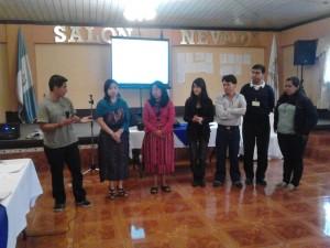 Voluntariado Cultural recibe seminario en Quetzaltenango