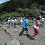 mujeres ascienden el Volcán Ipala_2132