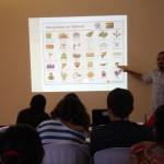 Ministerio de Cultura y Deportes realiza Taller de Epigrafía Maya