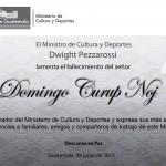 Domingo Curup Noj
