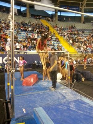 Inauguración torneo de gimnasia56
