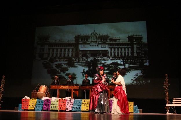 Nota Ballet Moderno y Folklórico, Guatemala Punto Com 2