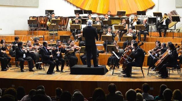 concierto extraordinario OSN Dieter Lehnhoff