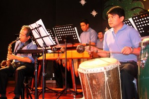 Centro Cultural de Escuintla celebra  con la Marimba del Palacio Nacional