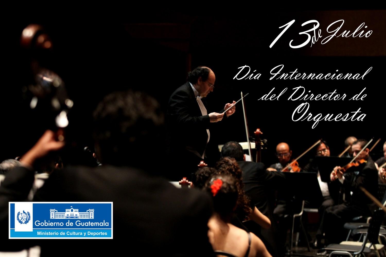 Dia del director de orquesta