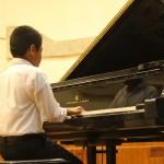 Conservatorio Nacional de Música realizó el V Festival de Piano