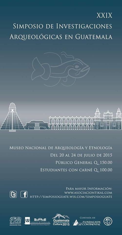 XXIX Simposio de Investigaciones Arqueológicas en Guatemala 1