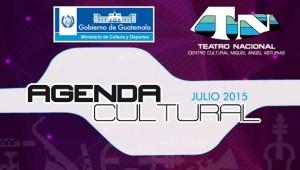 agenda cultural de Julio 2015
