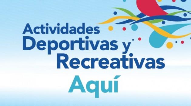 agenda de actividades parques MCD