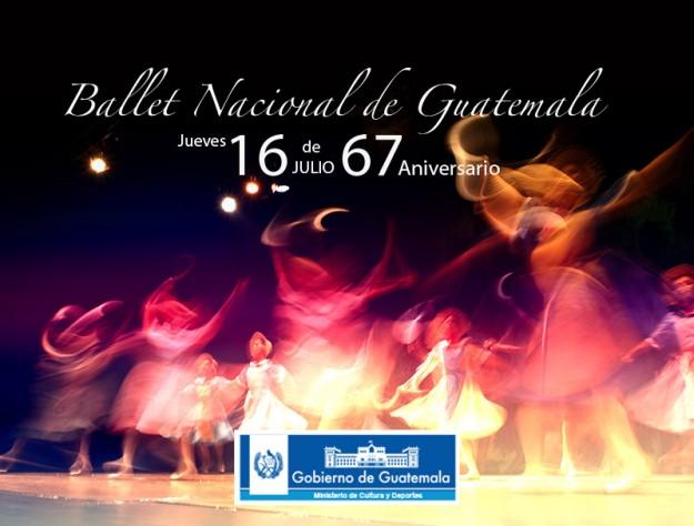 ballet de guatemala aniversario