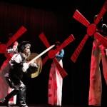 Escuela Nacional de Arte Dramático presenta obra Don Quijote y sus Amigos