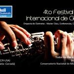 4to. Festival Internacional del Clarinete