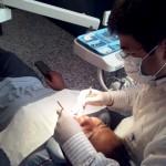 """Ofrecen servicio gratuito de odontología en parque """"Erick Barrondo"""""""