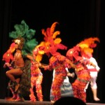 Ballet Moderno y Folklórico de Guatemala se presenta con éxito en Panamá_1239