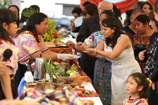 Festival Gastronómico en quetzaltenango