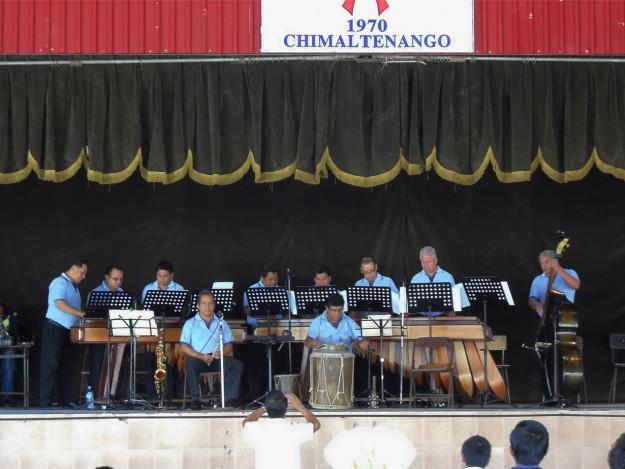 Nota Marimba del Palacio en Chimal y Santa Rosa 514