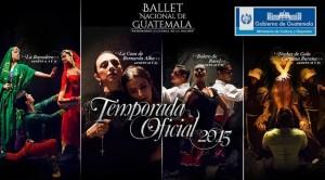 banner Ballet Moderno y Folklorico