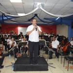 """Jutiapa, """"La cuna del Sol"""" recibe a la Orquesta Sinfónica Nacional"""