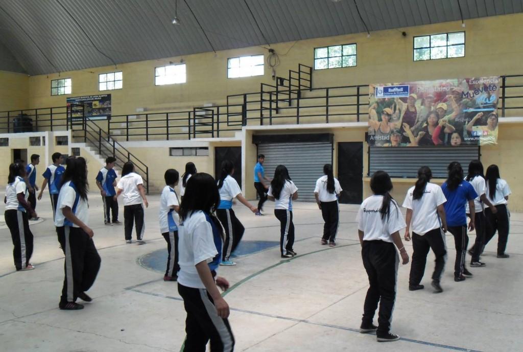 Guatemala Cultura Y Valores Con El Programa Mu Vete M S